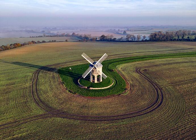 Chesterton Windmill  - (sf) GA Comp
