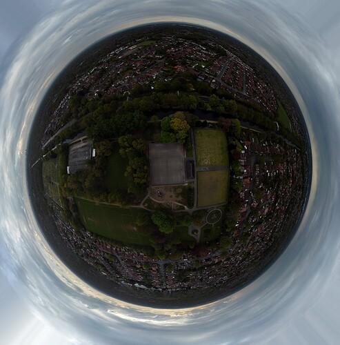 Walton Park. tiny planetjpg