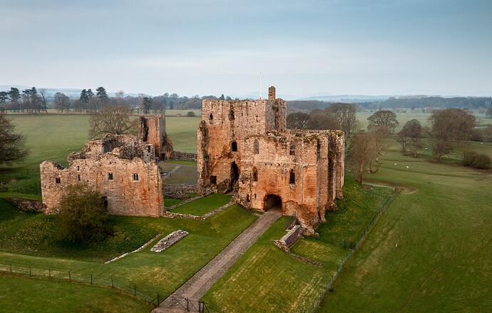 Brougham Castle-0557-HDR