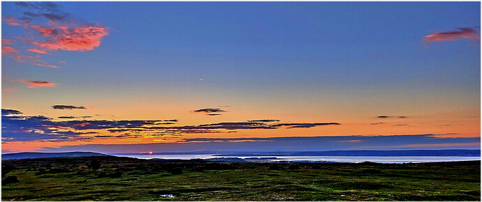Cefn Bryn Sunset_HDR