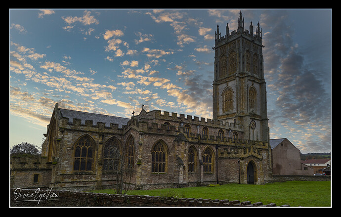 Church modified better sky