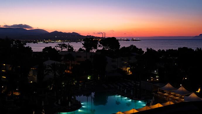 Alcudia sun rise 07-08-2021 (sm)