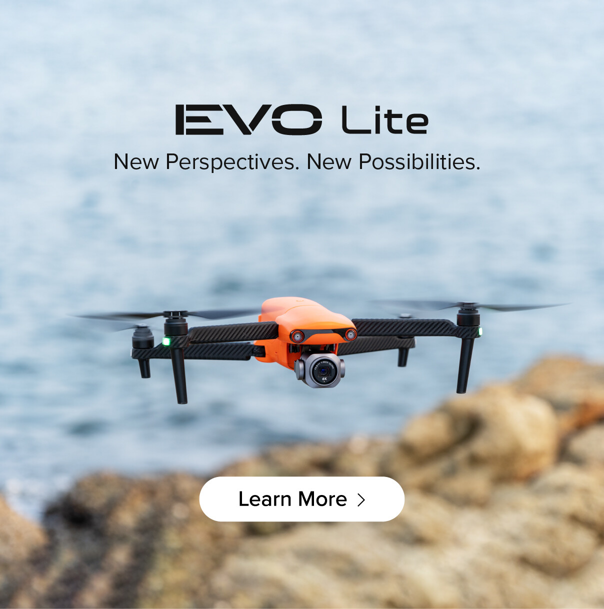 EVO Lite. New Perspectives. New Possibilities.